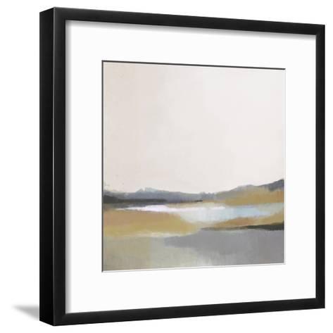 Grey Dunes II-Alison Jerry-Framed Art Print