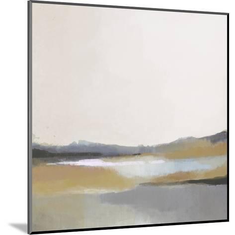 Grey Dunes II-Alison Jerry-Mounted Art Print