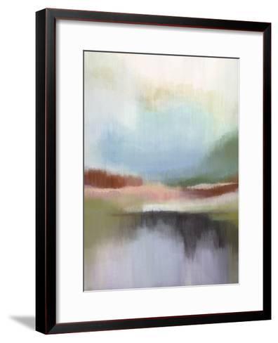 Spring Lake I-Alison Jerry-Framed Art Print