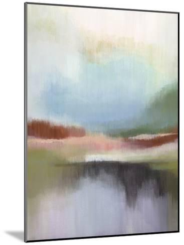 Spring Lake I-Alison Jerry-Mounted Art Print