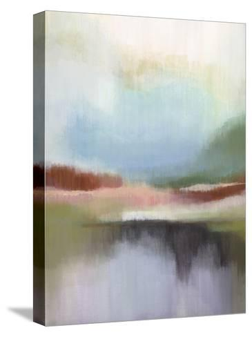 Spring Lake I-Alison Jerry-Stretched Canvas Print