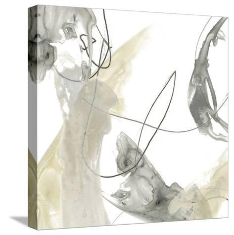 Monochrome Momentum I-June Vess-Stretched Canvas Print