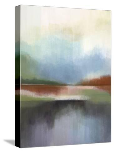 Spring Lake II-Alison Jerry-Stretched Canvas Print