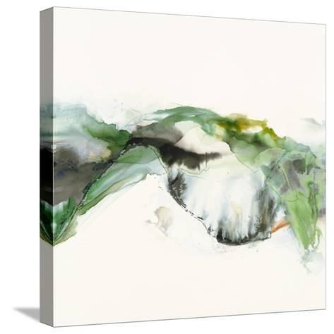 Green Terrain I-Sisa Jasper-Stretched Canvas Print