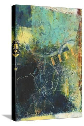 Underlying I-Sue Jachimiec-Stretched Canvas Print
