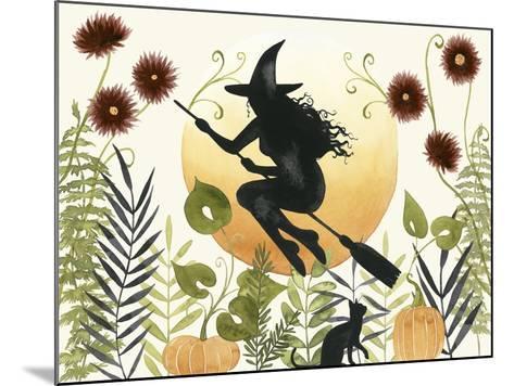 The Witch's Garden I-Grace Popp-Mounted Art Print