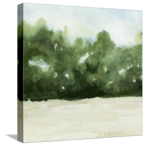 Loose Landscape I-Grace Popp-Stretched Canvas Print
