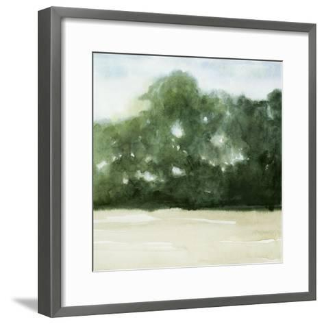Loose Landscape II-Grace Popp-Framed Art Print