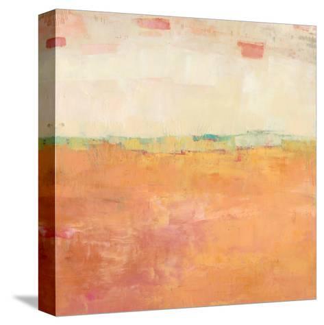 Apricity II-Sue Jachimiec-Stretched Canvas Print