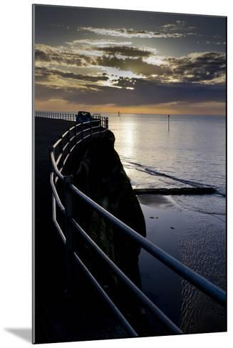 Kent coast-Charles Bowman-Mounted Photographic Print