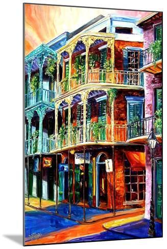 Early Morning on Royal Street-Diane Millsap-Mounted Art Print