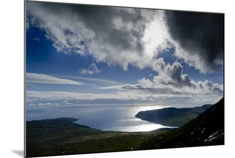 Skye coast-Charles Bowman-Mounted Photographic Print