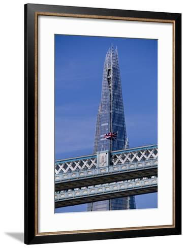 Shard-Charles Bowman-Framed Art Print