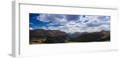 Independence Pass Colorado-Steve Gadomski-Framed Art Print