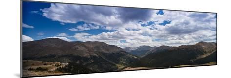 Independence Pass Colorado-Steve Gadomski-Mounted Photographic Print