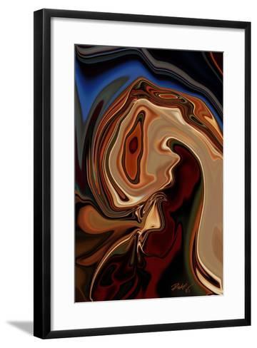 Thinking Of You-Rabi Khan-Framed Art Print