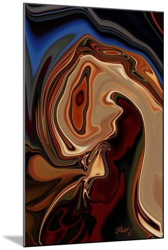 Thinking Of You-Rabi Khan-Mounted Art Print