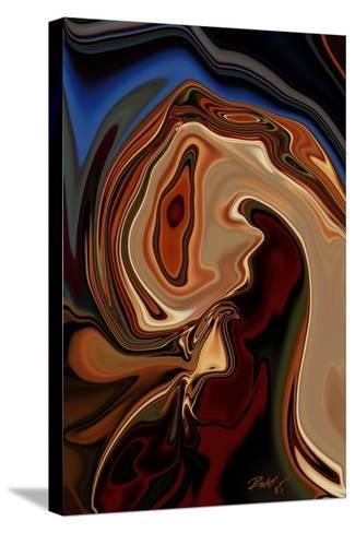 Thinking Of You-Rabi Khan-Stretched Canvas Print
