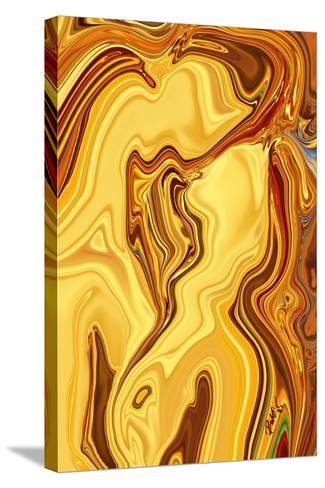 Passion-Rabi Khan-Stretched Canvas Print