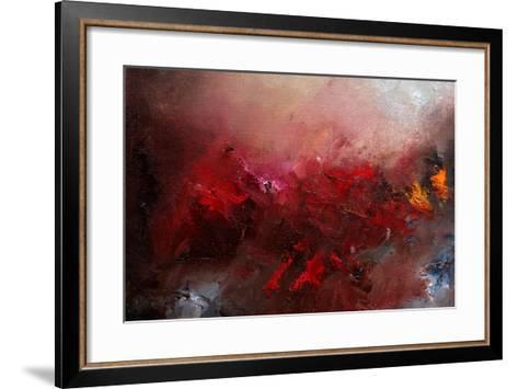 Abstract 1107-Pol Ledent-Framed Art Print