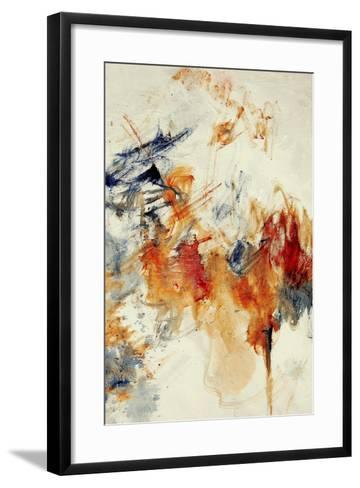 Abstract 99-Pol Ledent-Framed Art Print