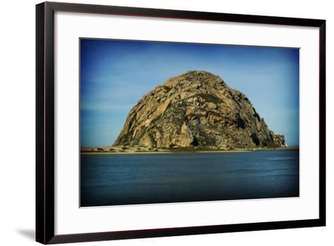 Morro Rock-John Gusky-Framed Art Print
