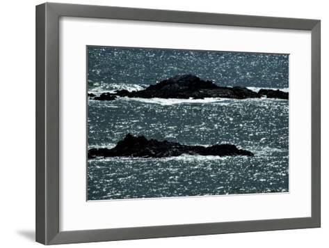 Tiny Islands-John Gusky-Framed Art Print