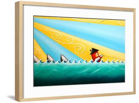 The Rescue-Cindy Thornton-Framed Art Print
