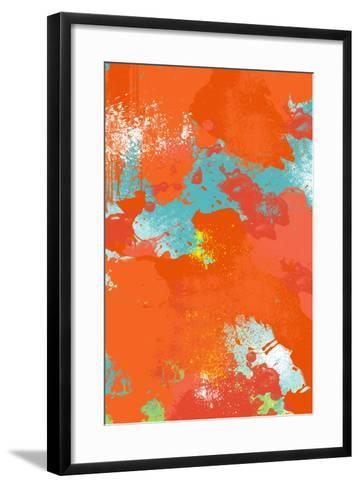 Palm Springs 1-Jan Weiss-Framed Art Print