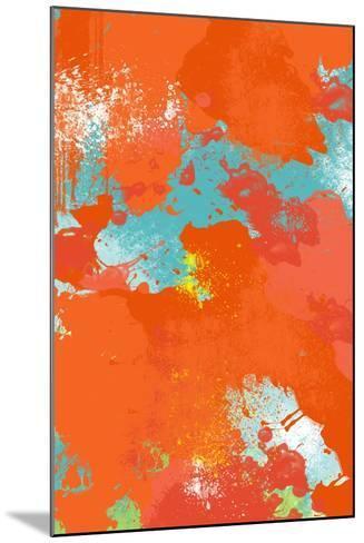 Palm Springs 1-Jan Weiss-Mounted Art Print