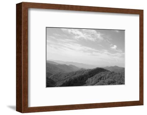 Great Smoky Mountains-Herb Dickinson-Framed Art Print