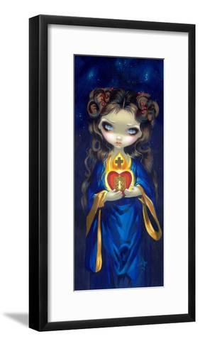 Occulta Cordis-Jasmine Becket-Griffith-Framed Art Print