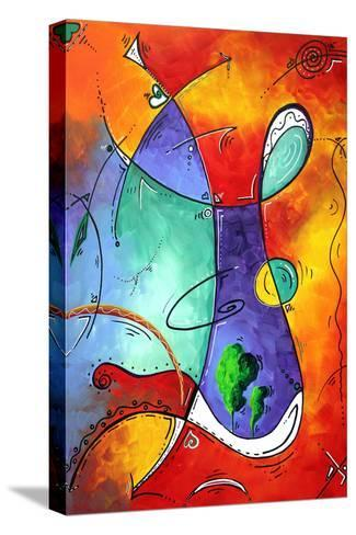 Free At Last-Megan Aroon Duncanson-Stretched Canvas Print