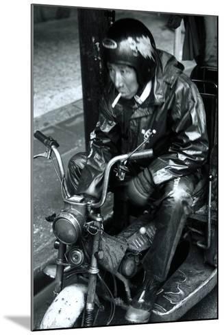 Man China-Charles Bowman-Mounted Photographic Print