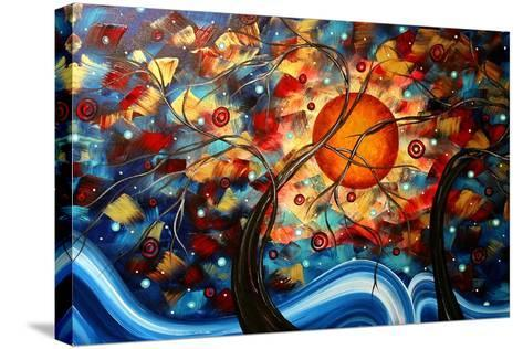 Loves New Bloom-Megan Aroon Duncanson-Stretched Canvas Print