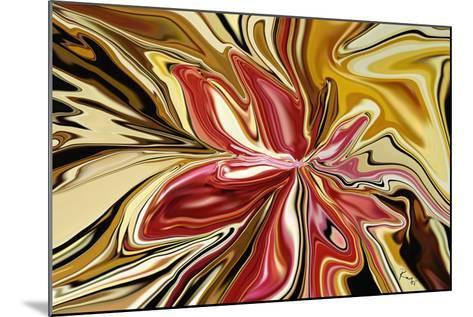 Royal Orchid-Rabi Khan-Mounted Art Print