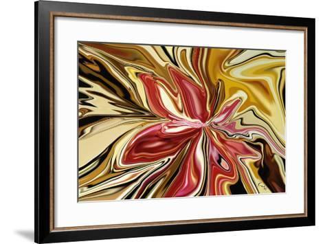 Royal Orchid-Rabi Khan-Framed Art Print