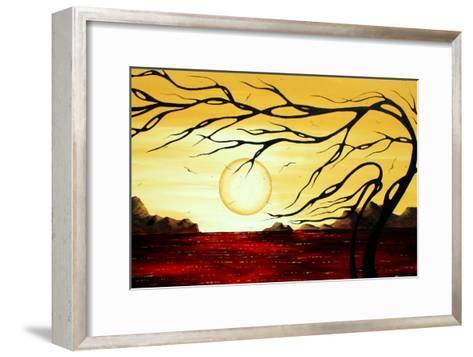 Golden Harmony-Megan Aroon Duncanson-Framed Art Print