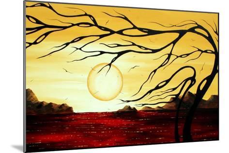 Golden Harmony-Megan Aroon Duncanson-Mounted Art Print