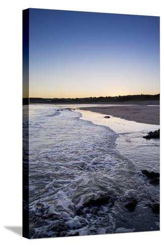 Wales Gower 1-Charles Bowman-Stretched Canvas Print