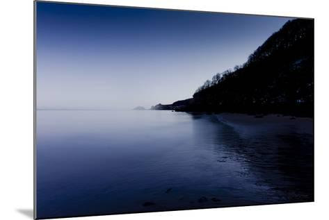 Wales Seascape-Charles Bowman-Mounted Photographic Print