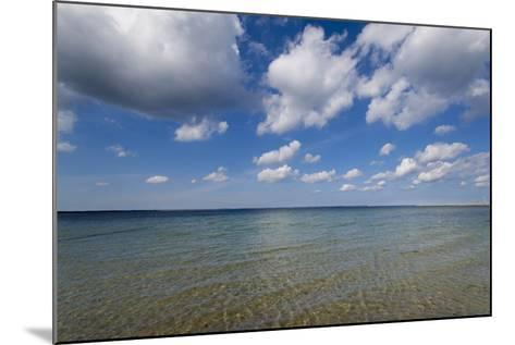 Baltic Beach-Charles Bowman-Mounted Photographic Print