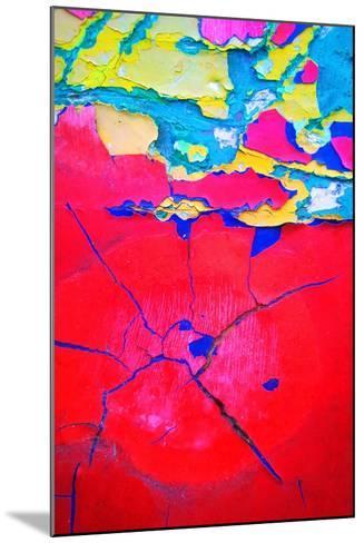 Paint Peeling-Charles Bowman-Mounted Photographic Print