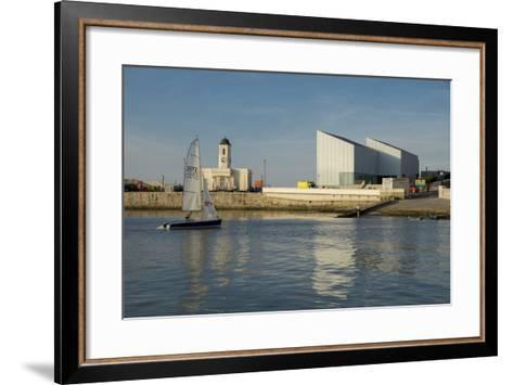Margate Turner-Charles Bowman-Framed Art Print