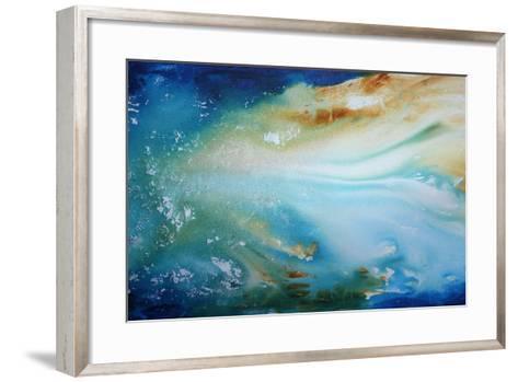 Fluid Rigidity-Megan Aroon Duncanson-Framed Art Print