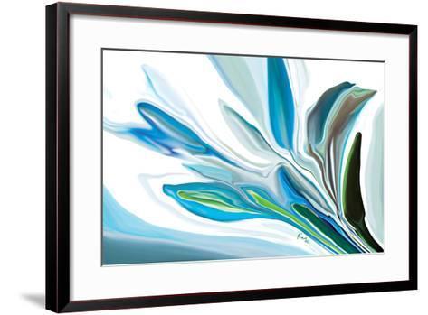 Orchids-Rabi Khan-Framed Art Print