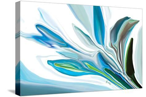 Orchids-Rabi Khan-Stretched Canvas Print