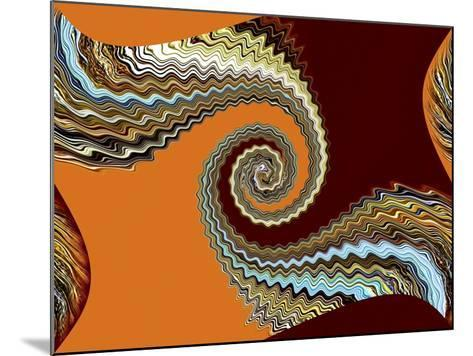 Middle Ground 2-Ruth Palmer-Mounted Art Print