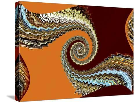 Middle Ground 2-Ruth Palmer-Stretched Canvas Print