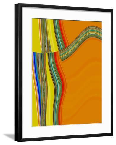 Fruit Salad 1-Ruth Palmer-Framed Art Print